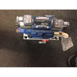 Rexroth 4WEH Spool Valve/ Control Valve , Sunseeker, Reduced Boat Part