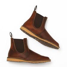 Red Wing 3311 Weekender Chelsea Copper Rough & Tough Boots - Men's 8 D