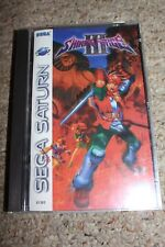 Shining Force III 3 (Sega Saturn) NEW Factory Sealed Mint