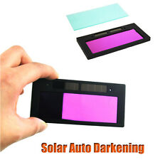 Solar Automatik Verdunkelung Schweißschutzglas Ersatzglas für Schweißhelm gl