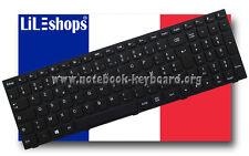 Clavier Fr AZERTY Lenovo 25214797 PK130TH2A18 PK1314K2A18 NSK-BQ0SN 9Z.NB4SN.00F