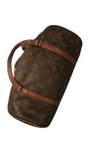 Authentic Vintage Louis Vuitton Barrel Bag