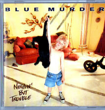 Nothin' But Trouble by Blue Murder (CD, Aug-1993, Geffen) JOHN SYKES THIN LIZZY