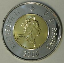 2000 W Canada Proof-Like Winnipeg Toonie