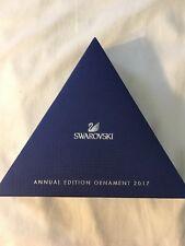 Swarovski Annual Edition Large Ornament 2017 - 5257589~New In Box