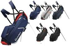 TaylorMade Flextech Crossover Stand Bag 2019 Navy Red White 10870