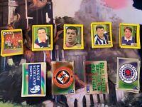 Panini Scottish Premier League 2000 stickers - loose singles