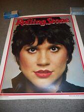 Linda Ronstadt - Original Ss Rolling Stone Promo Poster