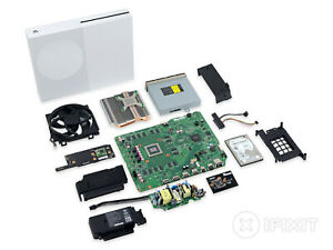 Replacement Genuine Parts for Microsoft Xbox one S model 1681 TESTED FREE POST
