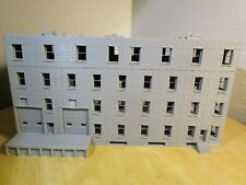 "(1) "" N""  SCALE  WAREHOUSE / TRACK-SIDE FACTORY  L@@K   3D  PRINTED 1/160  1:160"