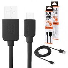 CÂBLE USB PC CHARGE DATA SYNC POUR TABLETTE POLAROID PLATIUM 10.1 -1 METRE NOIR
