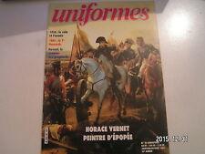 *** Uniformes Magazine n°93 Vélocipédie militaire Hussard du 7e régiment 1807