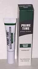 "bareMinerals BareEscentuals Prime Time Waterproof Primer Shadow""RACING GREEN""NEW"
