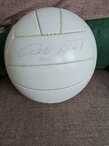 England World Cup 1966 Geoff Hurst Signed Ball