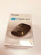 TP-Link TL-M5350 3G Mobile Wi-Fi Modem Router WCDMA Sim Card 2000mAh Battery LCD