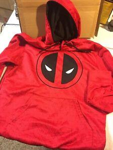 Men's Spiderman Hoodie  Sz S