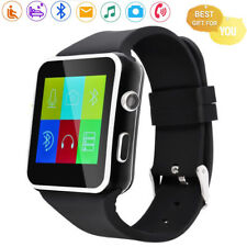 Men Women Bluetooth Smart Watch Pedometer for Android Samsung Galaxy S9 S8 S7 A5