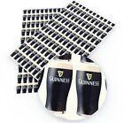 "Beer FAUX LEATHER SHEET 9"" X 12"" 22X30CM  PRINTED 1068805 Beer"