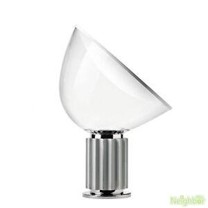 Nordic modern creative radar table lamp simple bedroom bedside hotel LED light
