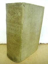Annaei Senecae TVM Rhetoris Opera Omnia 1665 *Two Books Bound As One* in Vellum