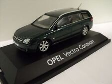 GENUINE Opel Vectra C Estate (Green) 1:43 Diecast Model Car by Schuco - 9163089
