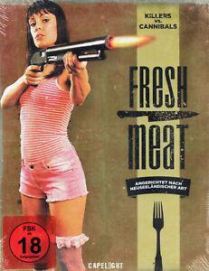 FRESH MEAT (2012) - Blu-Ray Steelbook - Import -