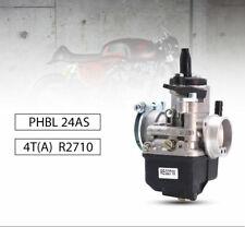 Dellorto Carburettor PHBL 24AS R2710 24mm 4 Stroke Carburatore Racing Bike