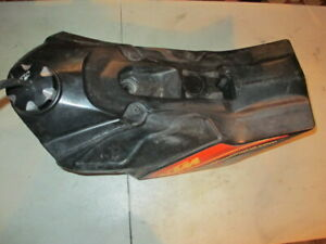 Gas Tank 2007 KTM 450 SXF (should fit 2007-2010 125, 250 and 450 models. OEM)
