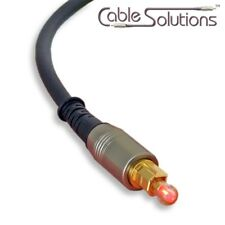 Vampire Wire #TOS2 TOSLink Optical Digital Audio Cable 3m