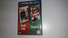 * NEW DVD TV Film * 2 FILMS - DEATH FALLS - TANGLED * DVD Movie