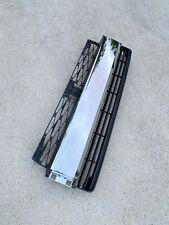 """2014 2015 2018 Toyota 4Runner Front Lower Bumper Chrome Grill """"NO SHIPPING """""""