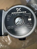 Halstead Grundfos Replacement Pump HEAD 851214 Ace Ace High Wickes Combi 82 NEW