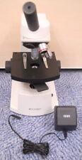 ESCHENBACH Mikroskop 3450 inkl Staubabdeckung, neuer Lampe und neuem Netzteil