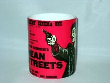Mean Streets Martin Scorsese Robert De Niro Advert MUG