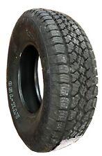 6 New Tires 235 80 17 Advanta AT 10 Ply OWL 50,000 Miles LT235/80R17 Dually USAF