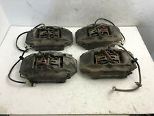 New Listing1997 2004 Porsche Boxster Brembo Front Amp Rear Left Right Side Brake Calipers Set
