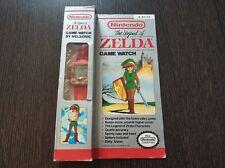 The Legend Of Zelda Game Watch Red - Reloj Zelda Nintendo 1989
