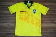 BRASIL NATIONAL TEAM 1994-1995 UMBRO HOME FOOTBALL SOCCER SHIRT JERSEY CAMISETA