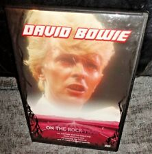 David Bowie On The Rock Trail (DVD, 2006)