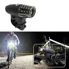 Hot 200LM USB Rechargeable LED Bike Front Light Flashing Bicycle Lamp Waterproof