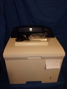 Xerox Phaser 3600 Workgroup Printer Pg Count ONLY 6,811