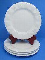"Lauren Ralph Lauren Spring Lace 7 1/2"" Dessert Plates Set Of 4 Plates EUC"