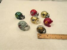 Mini Football Helmets Small NFL & College Sports Teams Souvenir