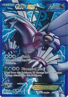 Palkia-EX Full Art Ultra Rare Holo Pokemon Card BW Plasma Blast 100/101