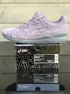 Ronnie Fieg/ Kith for Asics Gel-Lyte III 'The Palette' Monsoon Size 14 *In Hand*