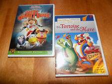 Walt Disney Animation Collection Muppet Caper Tortoise & Hare Dvd Set Sealed