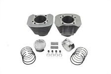 1200cc Cylinder and Piston Conversion Kit Silver For Harley-Davidson