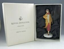 New ListingRoyal Doulton England Pretty Ladies Ruth Porcelain Figurine With Original Box