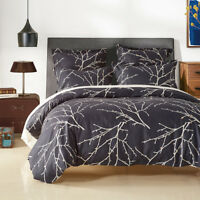 Luxury Bamboo Forest  Duvet Cover Set Bedding Twin Queen King For Comforter 3pcs