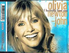 "OLIVIA NEWTON - JOHN - 5""CD - I Honestly Love You (2 Track) Festival Australia."
